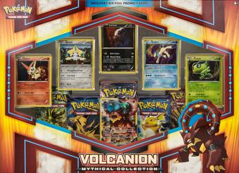 Pokemon: Mythical Collection Deluxe Box (Volcanion)