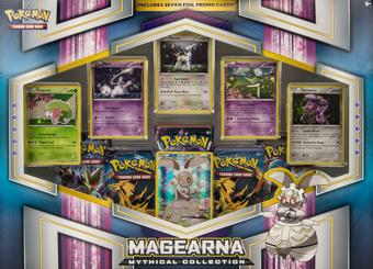 Pokemon: Mythical Collection Deluxe Box (Magearna)