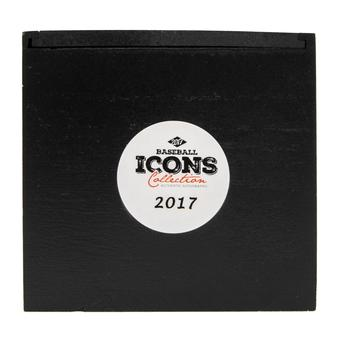 2017 Onyx Icons Baseball Hobby Box