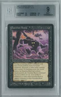 Magic the Gathering Arabian Nights Single Guardian Beast BGS 9 MINT (10, 8.5, 9.5, 9)