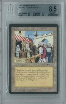 Magic the Gathering Arabian Nights Single Bazaar of Baghdad BGS 8.5 NM-MT+ (8.5, 9, 9.5, 8.5)