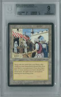 Magic the Gathering Arabian Nights Single Bazaar of Baghdad BGS 9 MINT (9.5, 9, 9, 10)