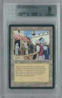 Magic the Gathering Arabian Nights Single Bazaar of Baghdad BGS 9 MINT (10, 9, 8.5, 9.5)