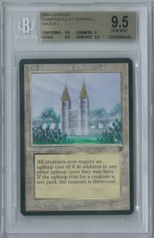 Magic the Gathering Legends Single The Tabernacle at Pendrell Vale BGS 9.5 GEM MINT (9.5, 9, 9.5, 9.5)