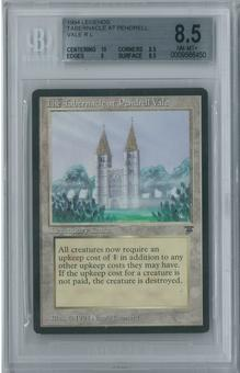 Magic the Gathering Legends Single The Tabernacle at Pendrell Vale BGS 8.5 NM-MT+ (10, 8.5, 9, 8.5)