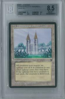 Magic the Gathering Legends Single The Tabernacle at Pendrell Vale BGS 8.5 NM-MT+ (9, 8.5, 8.5, 9)