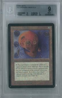 Magic the Gathering Beta Single Illusionary Mask BGS 9 MINT (10, 9, 9.5, 8.5)