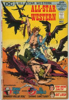All-Star Western #11  FN/VF