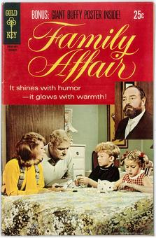 Family Affair #1  VF-
