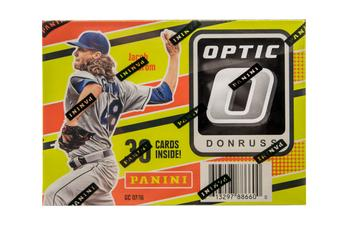 2016 Panini Donruss Optic Baseball 6-Pack Box