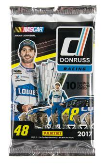 2017 Panini Donruss Racing Hobby Pack