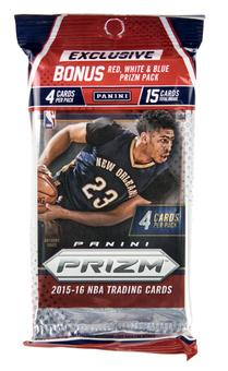2015/16 Panini Prizm Basketball Super Pack