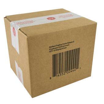 Gotham Season 2 Trading Cards 12-Box Case (Cryptozoic 2016)