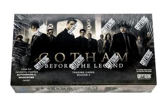Gotham Season 2 Trading Cards Box (Cryptozoic 2016)