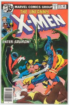 X-Men #115  VF/NM-