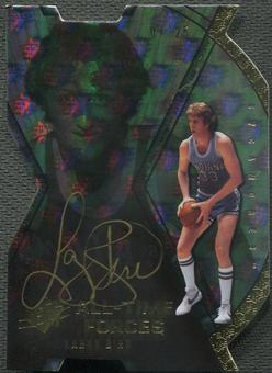 2012 Upper Deck All-Time Greats #ATFLB Larry Bird SPx All-Time Forces Auto #07/25