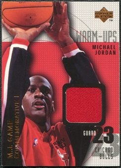 1998 Upper Deck MJx #GC1 Michael Jordan Warmups 84/230