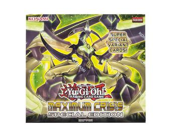 Yu-Gi-Oh! Maximum Crisis Special Edtion Box