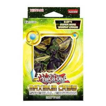 Yu-Gi-Oh! Maximum Crisis Special Edtion Deck