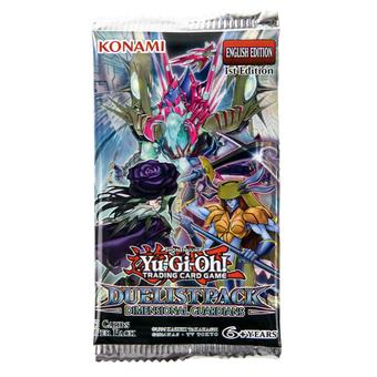 Yu-Gi-Oh! Duelist Pack: Dimensional Guardians Booster Pack