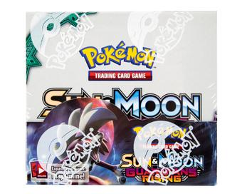 Pokemon Sun & Moon: Guardians Rising Booster Box