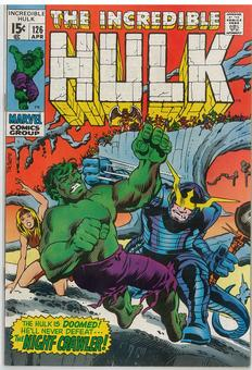Incredible Hulk #126 FN