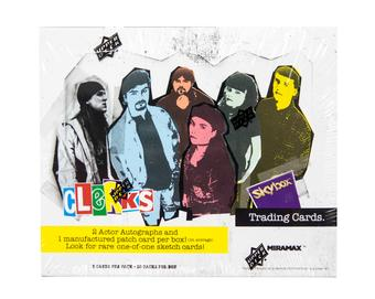 Clerks Trading Cards Box (Upper Deck 2017)