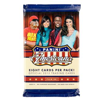 2015 Panini Americana Retail Pack (Lot of 50)