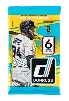 2016 Panini Donruss Baseball Retail Pack