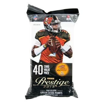 2015 Panini Prestige Football Fat Pack