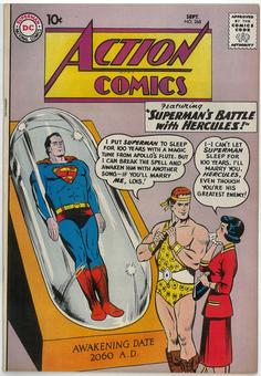 Action Comics #268 VF