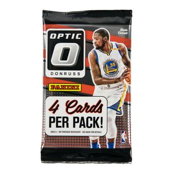 2016/17 Panini Donruss Optic Basketball Hobby Pack