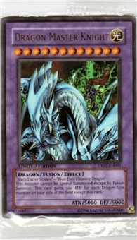 Yu-Gi-Oh Promo Single Dragon Master Knight Ultra Rare (UE02-EN001)