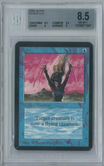Magic the Gathering Alpha Flight Single BGS 8.5 (8.5, 8.5, 9, 9)