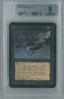 Magic the Gathering Alpha Frozen Shade Single BGS 9 (9, 8.5, 9, 9.5)