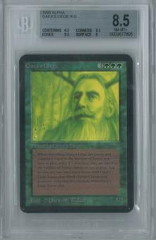 Magic the Gathering Alpha Gaea's Liege Single BGS 8.5 (8.5, 8.5, 9.5, 9)