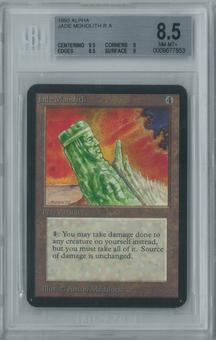 Magic the Gathering Alpha Jade Monolith Single BGS 8.5 (9.5, 8, 8.5, 9)