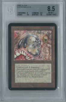 Magic the Gathering Alpha Living Wall Single BGS 8.5 (8, 8.5, 9.5, 10)