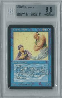 Magic the Gathering Alpha Mahamoti Djinn Single BGS 8.5 (9, 8.5, 9.5, 8)