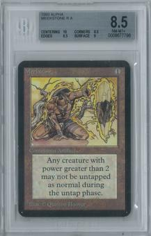Magic the Gathering Alpha Meekstone Single BGS 8.5 (10, 8.5, 8.5, 9)