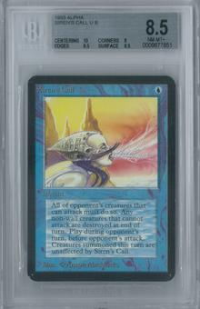 Magic the Gathering Alpha Siren's Call Single BGS 8.5 (10, 8, 9.5, 8.5)