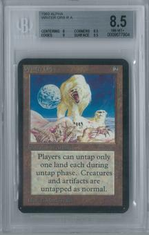 Magic the Gathering Alpha Winter Orb Single BGS 8.5 (8, 8.5, 9, 9.5)