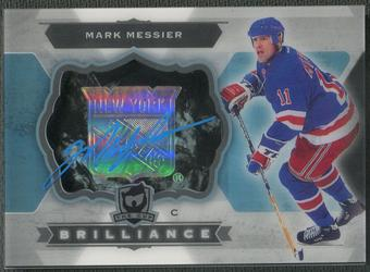 2014/15 The Cup #BMM Mark Messier Brilliance Auto