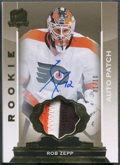 2014/15 The Cup #116 Rob Zepp Gold Rookie Patch Auto #01/10