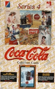Coca-Cola Series 4 Hobby Box (1995 Collect-A-Card)