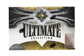 2016/17 Upper Deck Ultimate Collection Hockey 8-Box Case- DACW Live 30 Spot Random Team Break #1