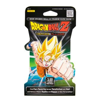 Panini Dragon Ball Z: Heroes & Villains Blister Booster Pack