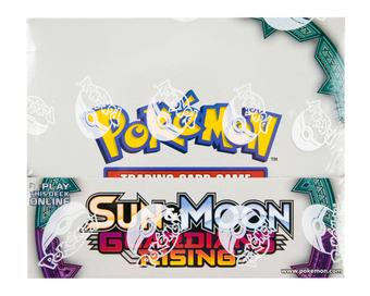 Pokemon Sun & Moon: Guardians Rising Theme Deck Box