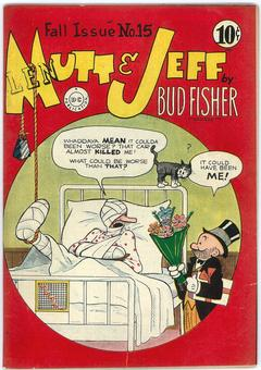 Mutt and Jeff #15  FN