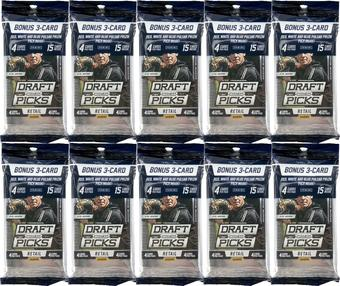 2014 Panini Prizm Perennial Draft Baseball Super Pack (Lot of 10)